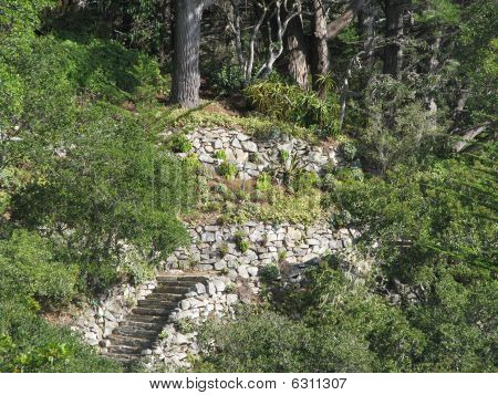 The Stone Stairway