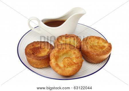 Yorkshires And Gravy