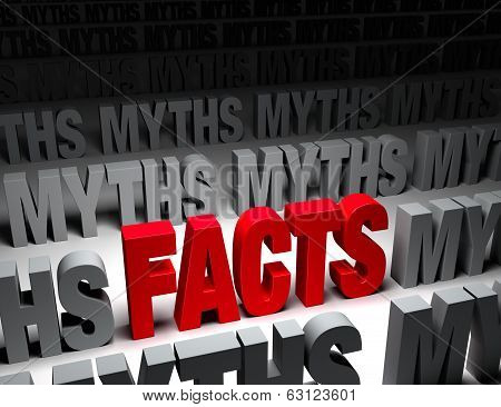 Bright Facts Vs Dark Myths