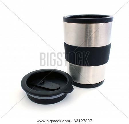 Thermos Mug And Lid