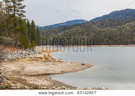 Bass Lake view