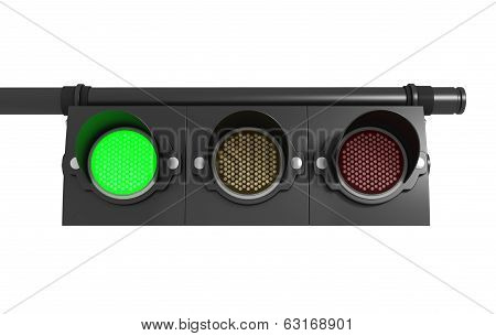 Traffic Light. Go