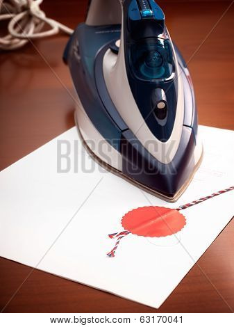 Contract Ironing