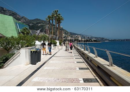 Monaco - Promenade
