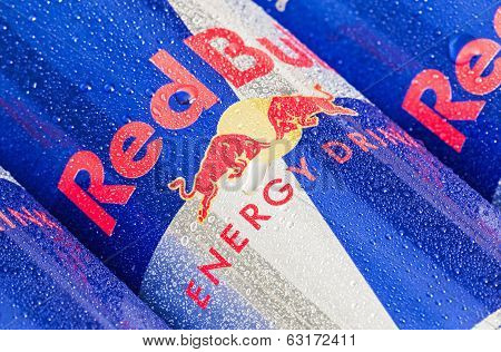 Red Bull Is An Energy Drink