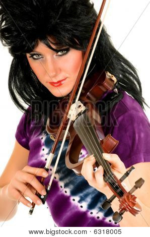 Music Performer, Violinist