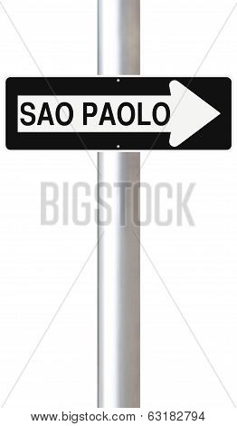 This Way to Sao Paulo