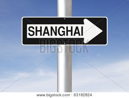 This Way to Shanghai