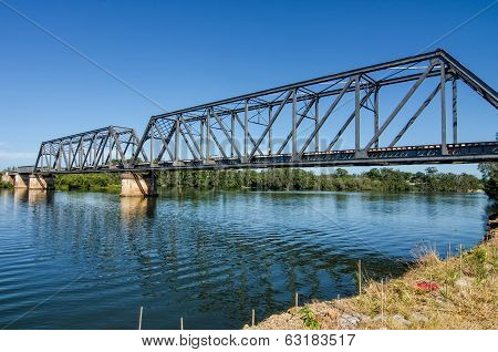 Bridge Over River System