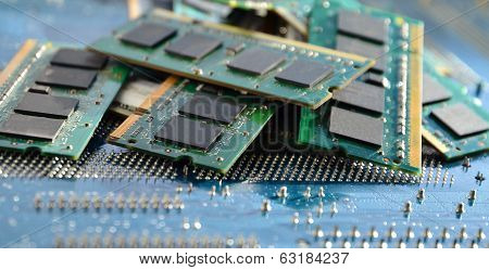 Computer Memory Details