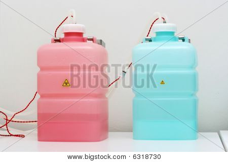 Tanks For Plum And Additions Of The Distilled Water