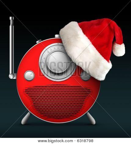 Navidad y año nuevo Radio