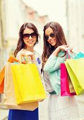 picture of overspending  - shopping and tourism concept  - JPG