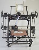 pic of open-source  - Open Source 3d Printer Prototype - JPG