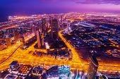 Downtown of Dubai