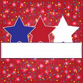 American Holidays Background