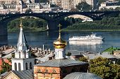 stock photo of prophets  - Kanavinsky Bridge - JPG
