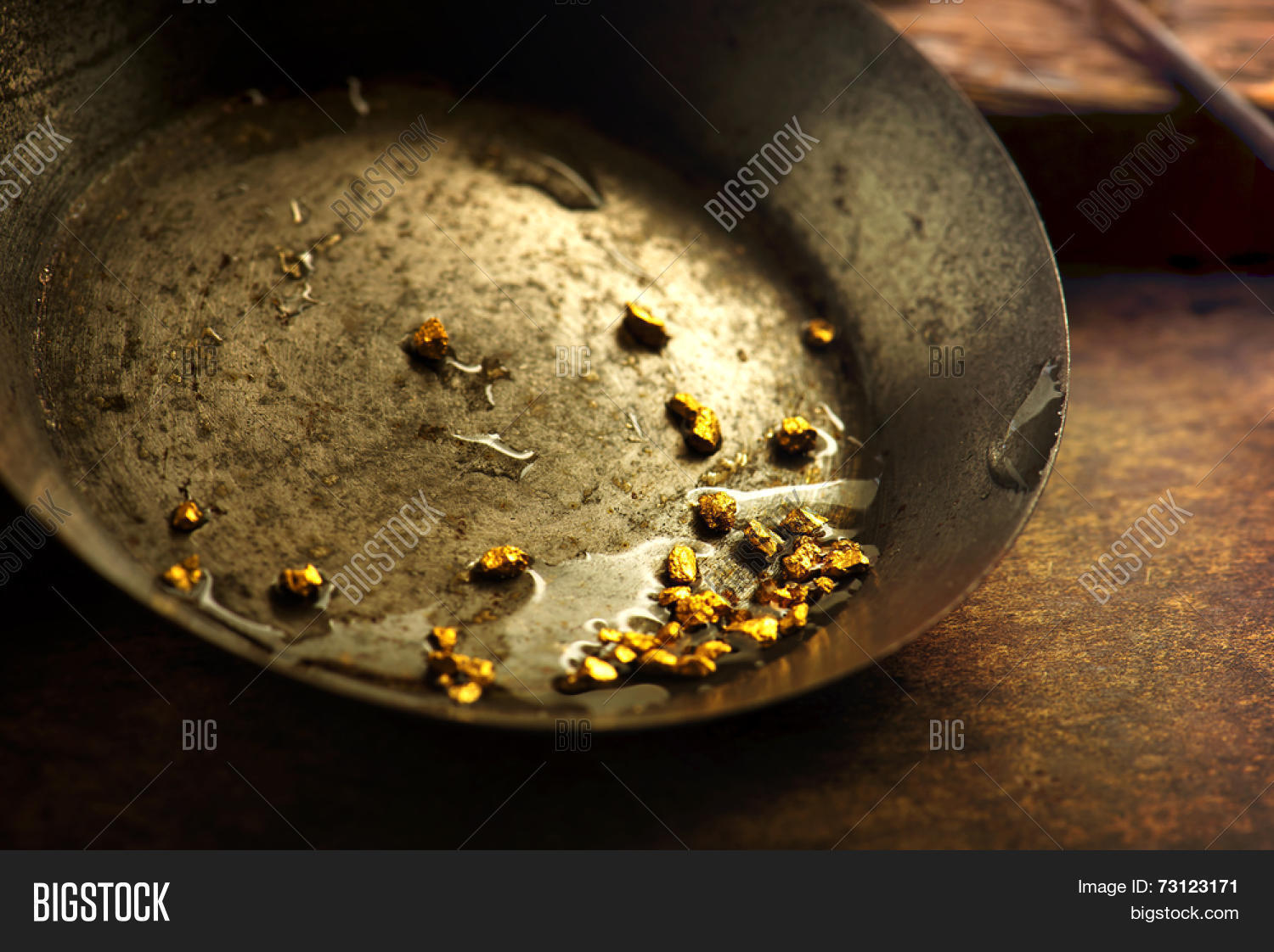 digging gold The united states has natural gold in every state but it takes a good  concentration of au (atomic number 79) for gold digging to be profitable.