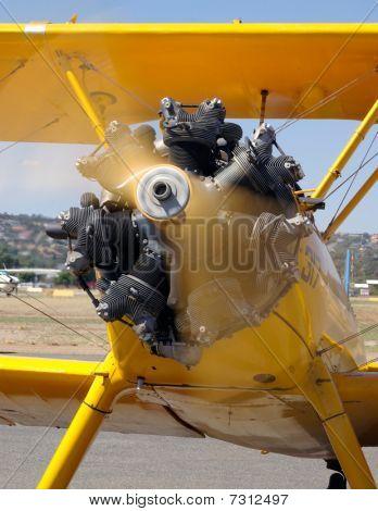 Bi-Plane Engine