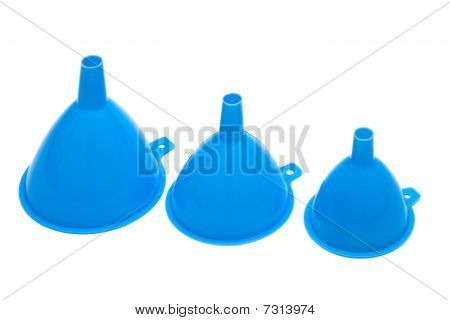 Three Blue Funnel