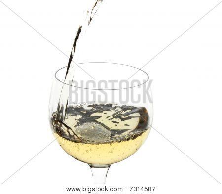 White wine