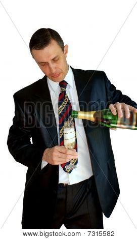 Fill Champagne