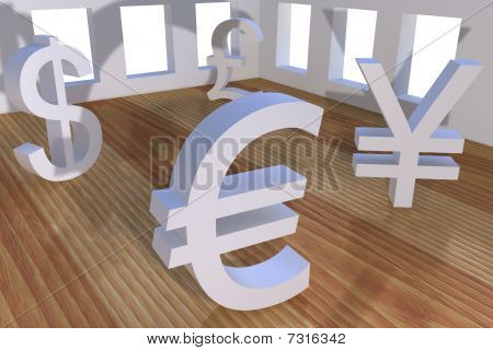 Different Currency Symbol