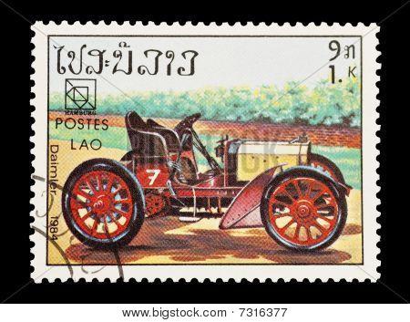 Vintage Daimler