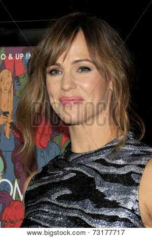 LOS ANGELES - SEP 30:  Jennifer Garner at the