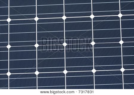 Regular Pattern Of A Photovoltaic Module