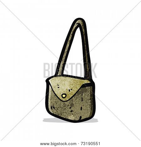 cartoon satchel