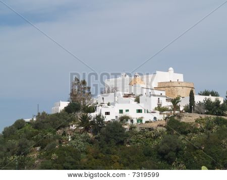Puig den missa church Ibiza