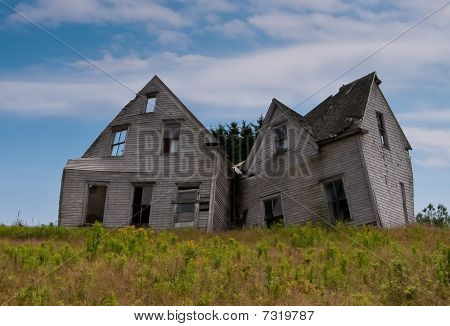 Old Abandoned House in Prince Edward Island