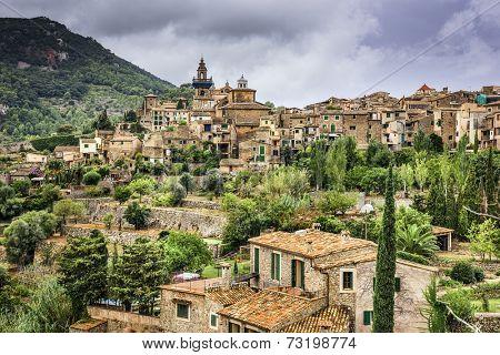 Valldemossa, Mallorca, Spain village.