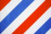 picture of barbershop  - Background created with a barbershop wall - JPG