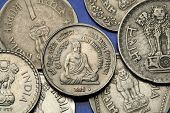 picture of tamil  - Coins of India - JPG