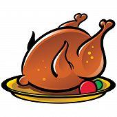 Fried Chicken or Turkey