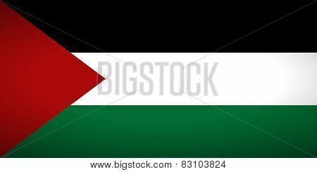 Flag Of Palestine