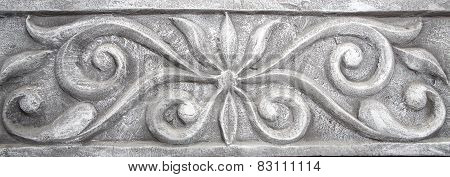 Wall Decorative Moulding Element - Ancient Style