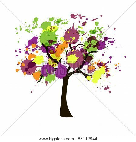 Tree Of Splash