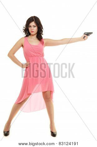 Full Length Sexy Detective Spy.