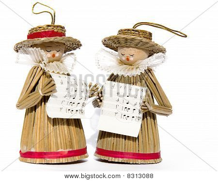 Christmas Carol Singers Decoration