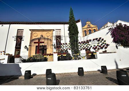 Casa Del Bailio, Cordoba, Spain