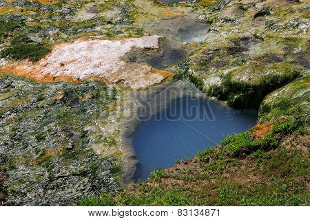 Source Of Mineral Water