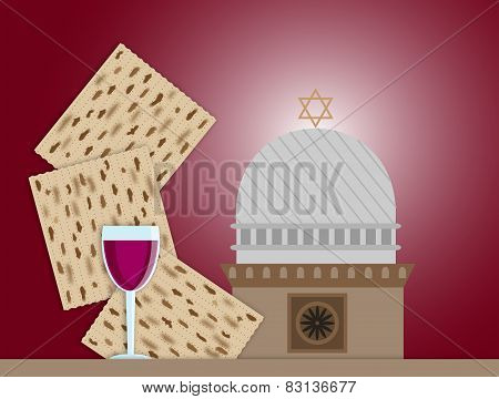 Passover time