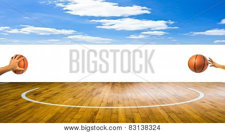 Basketball Sport Game