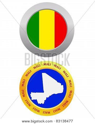 Button As A Symbol  Mali