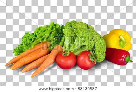 Fresh vegetable mix