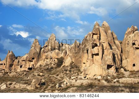 Ancient  Mountains Of Turkey