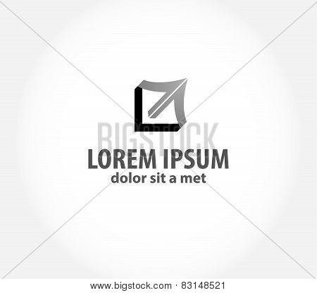 logo design template.